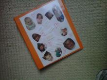 Amanda's daughter's notebook