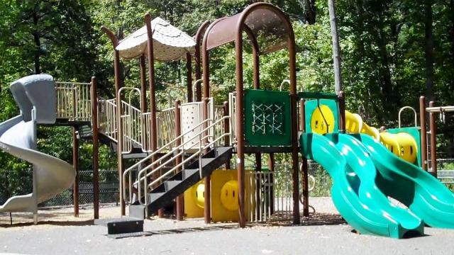 Anderson Park in Carrboro