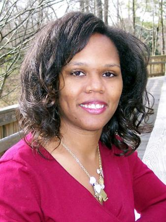 Kelly Starling Lyons, children's author