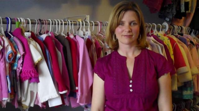 Crissy Jeckel of Blueberry Hill Boutique