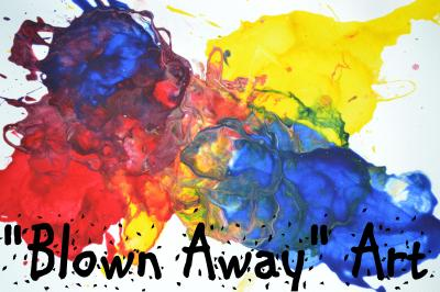Blown Away art
