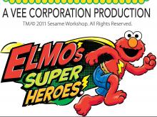Sesame Street Live: Elmo&#039;s Super Heroes