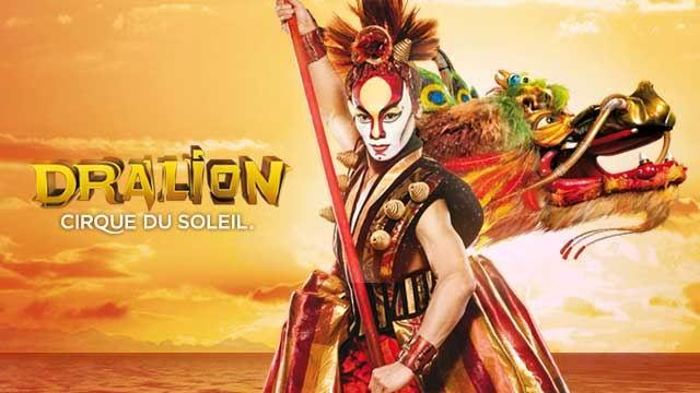 Cirque du Soleil's Dralion stops at the PNC Arena in August 2012.