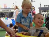 Fun at North Hills Kids with Go Ask Mom