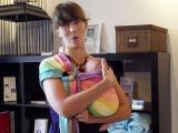 Meredith Sinclair of Babywearing International of the Triangle