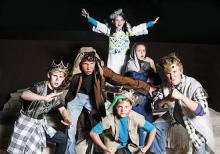 The Best Christmas Pageant Ever, Raleigh Little Theatre