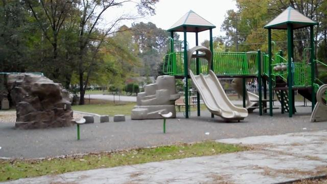 Lockwood Playground, Raleigh