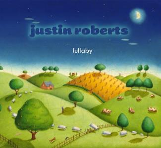 Cover art for Justin Roberts' 2012 album Lullaby. http://www.justinrobertsmusic.com/