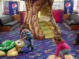 Crabtree Valley Mall play area