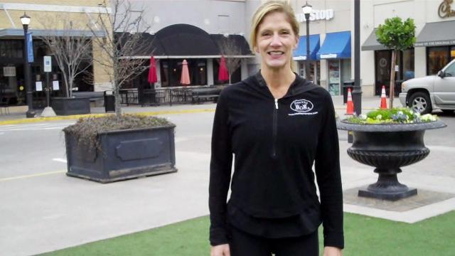 MaryBeth Winstead of Healthy Moms