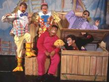 "Theatreworks USA presents ""Charlotte's Web"""