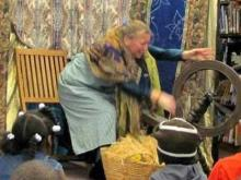 Rags to Riches Theatre for Young Audiences performs Rumplestiltskin