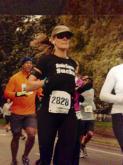 Amanda Lamb in race