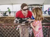 Farm Days at NC State on April 10, 2013