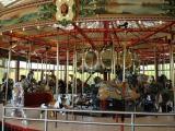 Chavis Park carousel