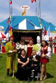 Zoppe Family Circus stops in Raleigh for shows May 17 to May 19.