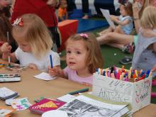 Go Ask Mom playdate at North Hills