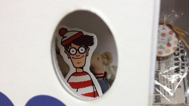 Quail Ridge Books and Shop Local Raleigh are heading up a search for Waldo across Raleigh shops and merchants.
