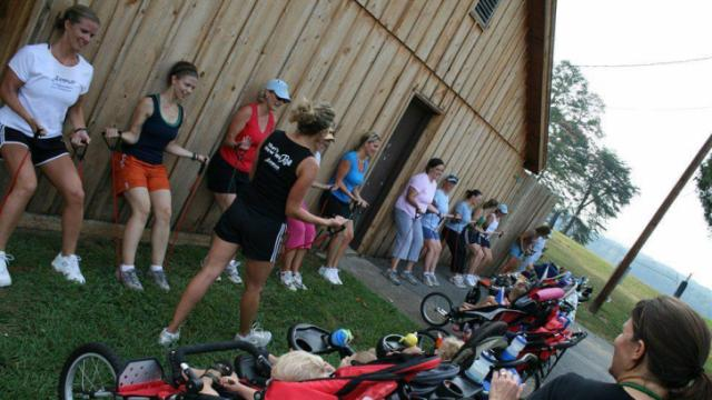 Stroller Strides offers free classes Jan. 20 to Jan. 25