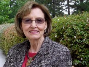 Peggy Collins, author of Help is Not a Four Letter Word