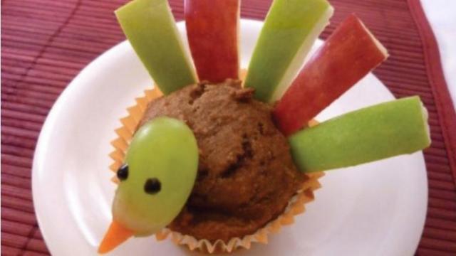 Turkey Muffins, courtesy: Lil' Chef