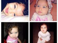 Sophia Davila, grand prize winner in Go Ask Mom's Cutest Baby Contest, 0 to 12 month category