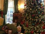 Executive Mansion Christmas tree