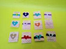 Bull City Craft shares this cute craft.