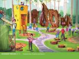 Hideaway Woods at the Museum of Life and Science will opene in 2015.