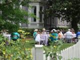 Oakwood Garden Club Tour & Tea