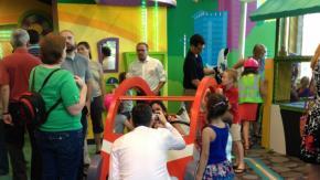 Kid Grid at Marbles Kids Museum