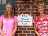 Julie Sullivan and Duval Fisher of Tailored Enrichment Kids