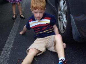 Not happy about kindergarten