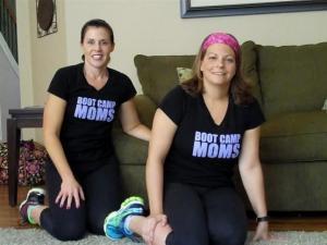 Boot Camp Moms