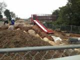 Mt. Merrill at Durham Central Park will include two slides