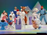 Rudolph the Red-Nosed Reindeer: The Musical opens in Raleigh on Nov. 28.
