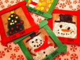 Holiday frames