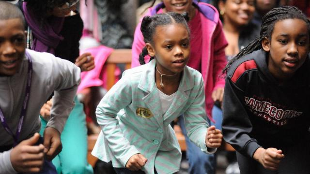 NC Museum of History--13th Annual African-American Celebration. Courtesy: N.C. Museum of History