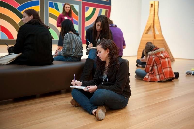 Shop Teen Art Program Workshops 105