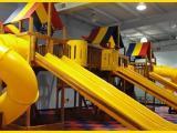 Tots to Teens indoor play space