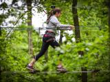 Go Ape treetop adventure course will open at Blue Jay Point County Park