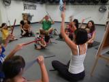 Heart Strings Mandarin teaches language, music