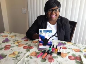 Denise Wiggins of LipSynk Cosmetics