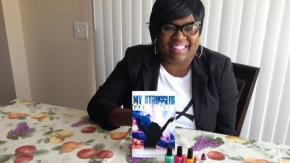 Denise Wiggins of LipSynk Cosmetics