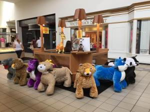Zoo Rides at Northgate Mall