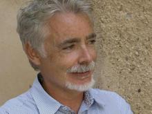 """Eoin Colfer, author of the Artemis Fowl series and the new picture book, """"Imaginary Fred."""""""