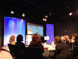 Women gather for Back to Business Women's Conference