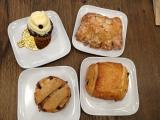 Pastries from Chanticleer Cafe & Bakery