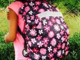 BaggitsGirlz, a line of covers for backpacks and other items