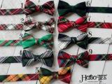 Bow ties created by Hobo Ties